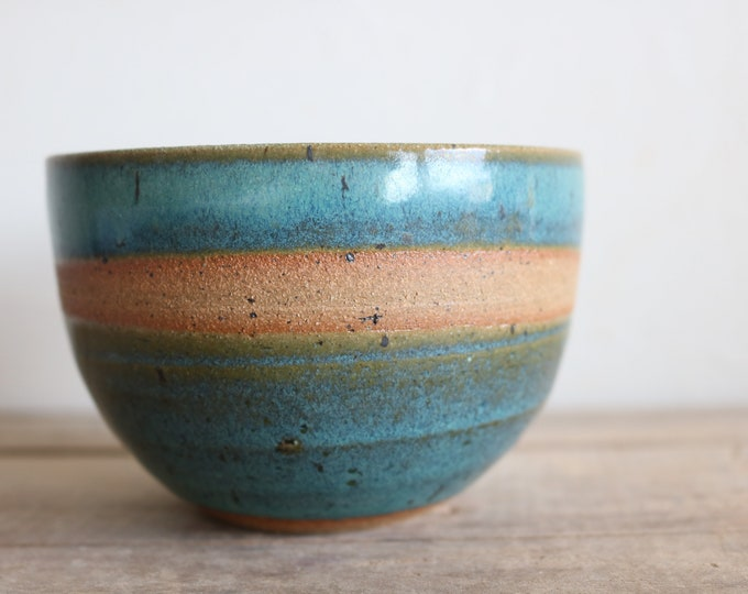 Tea Bowl - Small Bowl - Ceramics & Pottery - KJ Pottery
