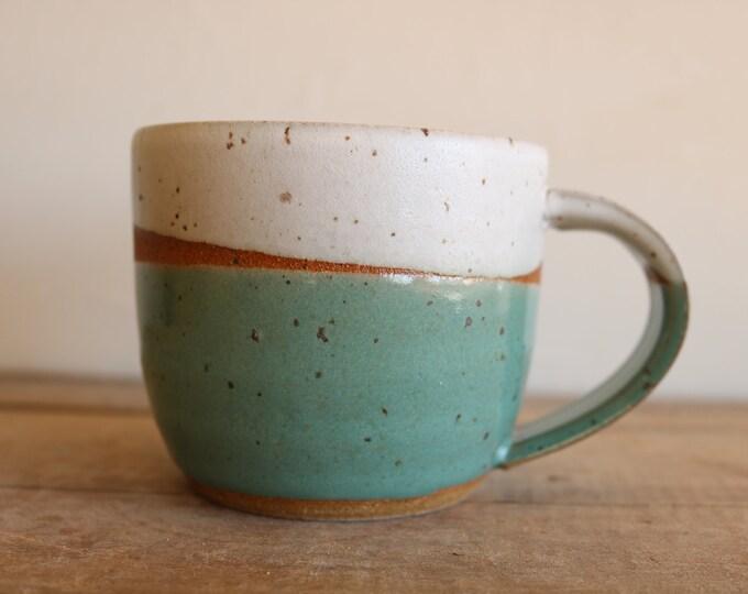 Coffee Mug - Handmade Mug - Ceramics & Pottery - KJ Pottery
