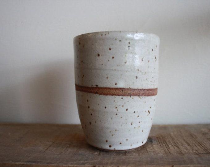 Tumblers for Elise - KJ Pottery