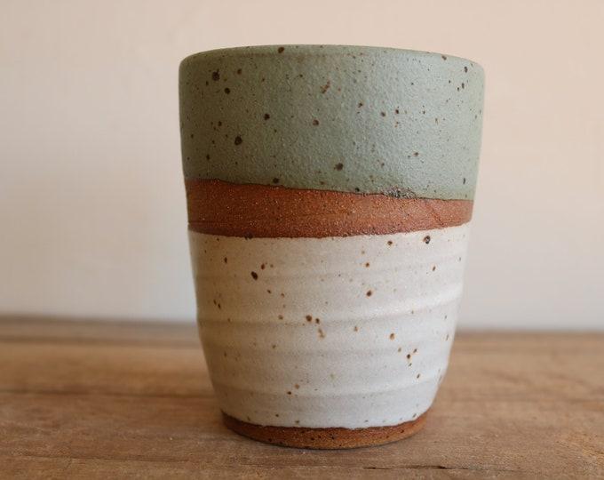 Tumbler - Handmade - Ceramics & Pottery - KJ Pottery