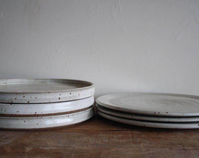 Dinner Plate - Dinnerware - Handmade - Dish Set - Ceramics & Pottery - KJ Pottery