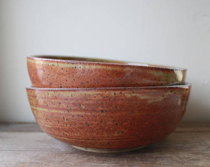 Custom Bowl Order for Jolene - KJ Pottery