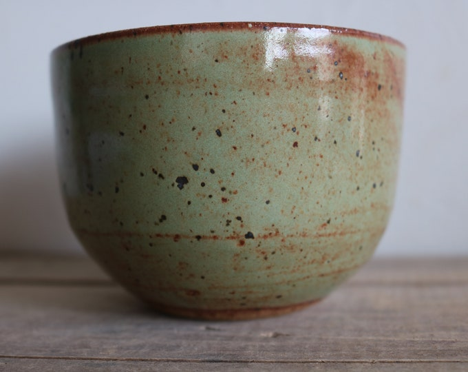 Tea Bowl - Ceramics & Pottery - KJ Pottery