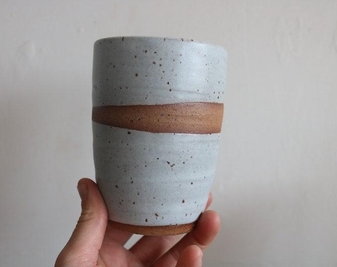 Custom Tumblers for Noel - KJ Pottery