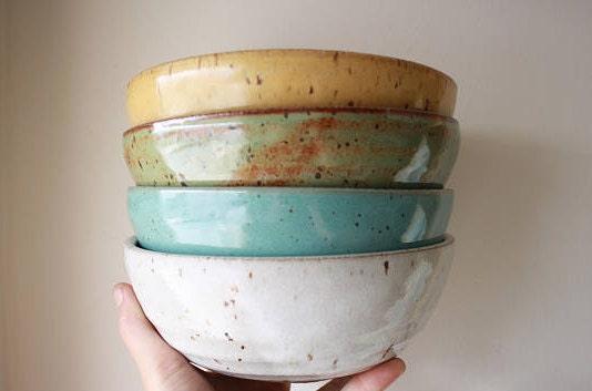 Bowl Made To Order Bowls Cereal Bowls Salad Bowls