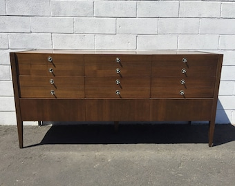 Mid Century Dresser Furniture Chest of Drawers Mid Century Modern Wood Finish Bedroom Set Danish Eames Media Console Cabinet Changing Table