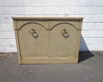 Century Furniture Buffet Console Sideboard Storage Hutch Regency Glam French Provincial Neoclassical Dining Cabinet CUSTOM PAINT AVAIL