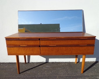Dresser Md Century Modern Danish Style TV Media Console Furniture Cabinet Buffet Server Hutch Bar MCM Storage Eames Teak Credenza Bar Cart