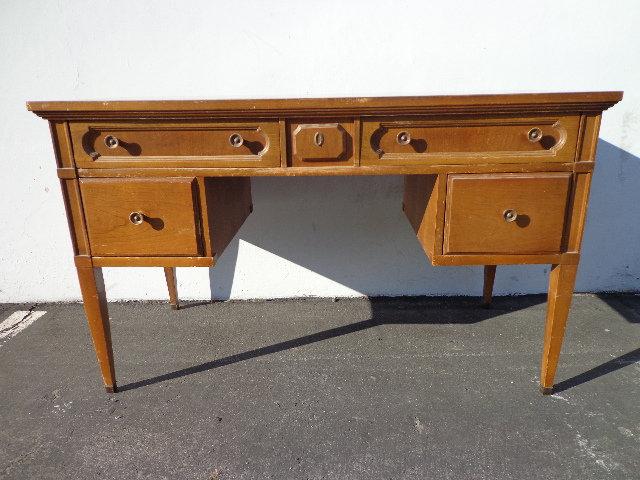 Fabulous Desk Makeup Vanity Table Vintage Regency French Download Free Architecture Designs Scobabritishbridgeorg