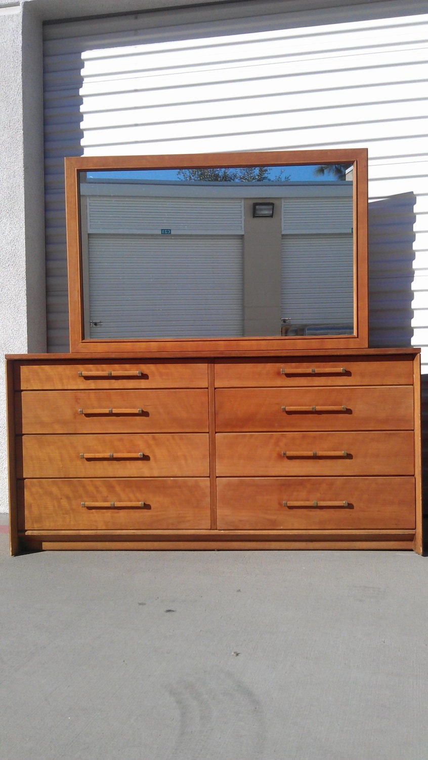 5pc Mid Centurymodern Bedroom Set By Renzo Rutili For Johnson