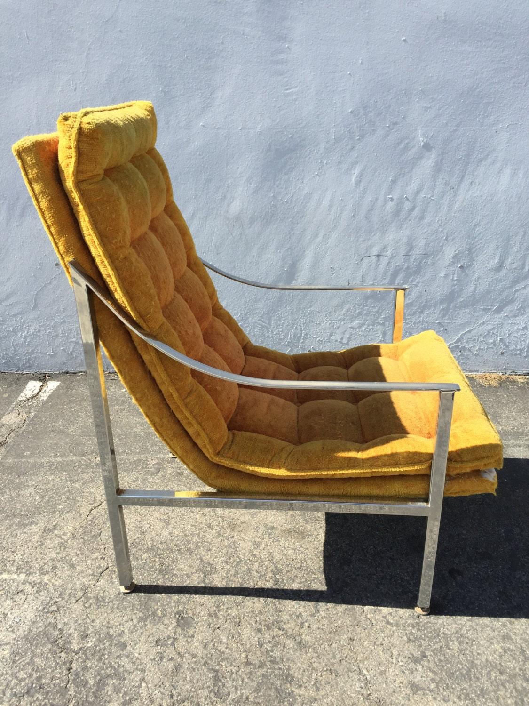 Chair Armchair Mid Century Modern Mcm Milo Baughman Thayer