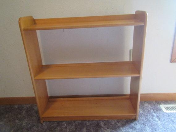 3 Shelf Book Shelf Wood Book Shelf Storage Shelf Bookcase 27 1 2 Inches Wide