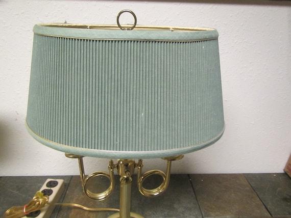 Lumière Avec Laiton Vintage Double Lampe AmpouleNuitTableChambre Jour OvaleDe Alsy 2 Abat À Coucher Bureau HWD2eEIY9