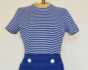 1960's Kari // Mini Dress