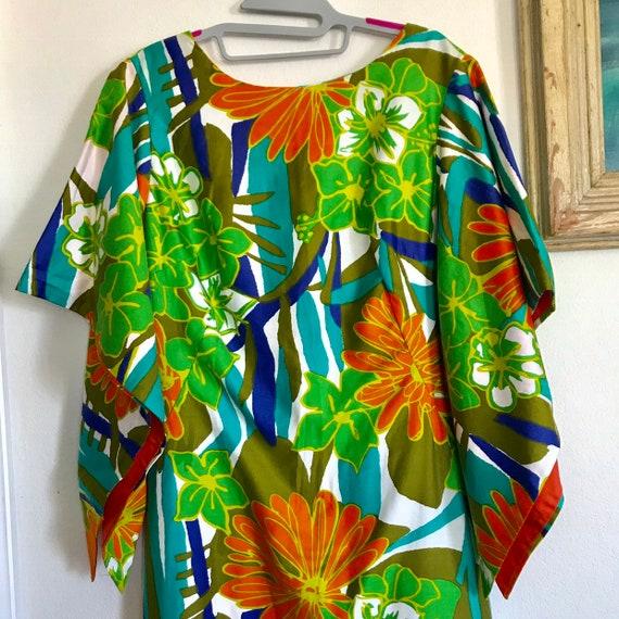 Incredible pake muu mu psychedelic modernist Hawa… - image 9