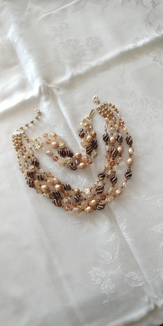 Vintage Vendome necklace signed