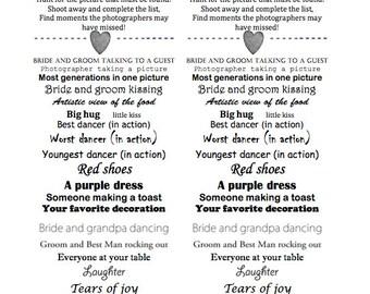 I Spy Wedding Digital Download
