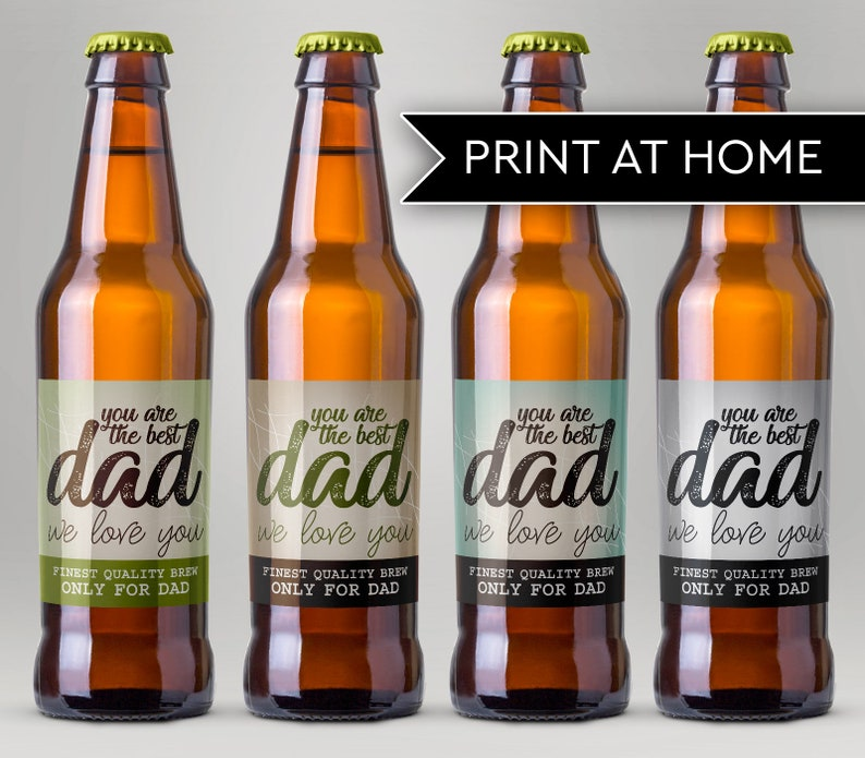 photograph regarding Printable Beer Bottle Labels identified as Father Beer Labels, Fathers Working day Beer Bottle Labels, Beer Labels for Father, Fathers Beer Labels,Oneself Are The Least complicated Father Beer Labels,Printable Labels