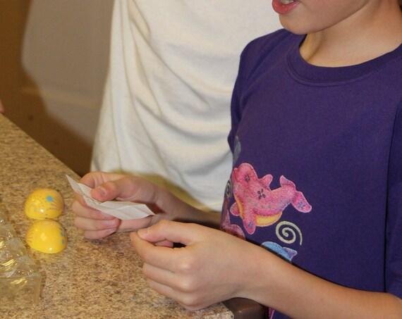Easter Egg Hunt, Riddles Scavenger Game