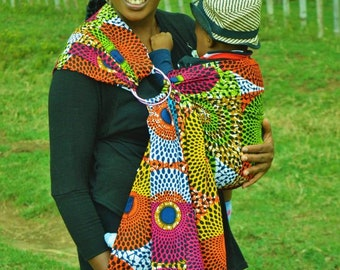 Toto Wraps African Babywrap Sling By Totowraps On Etsy