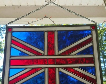 6c6c76ad18b3 Stained Glass UK Flag