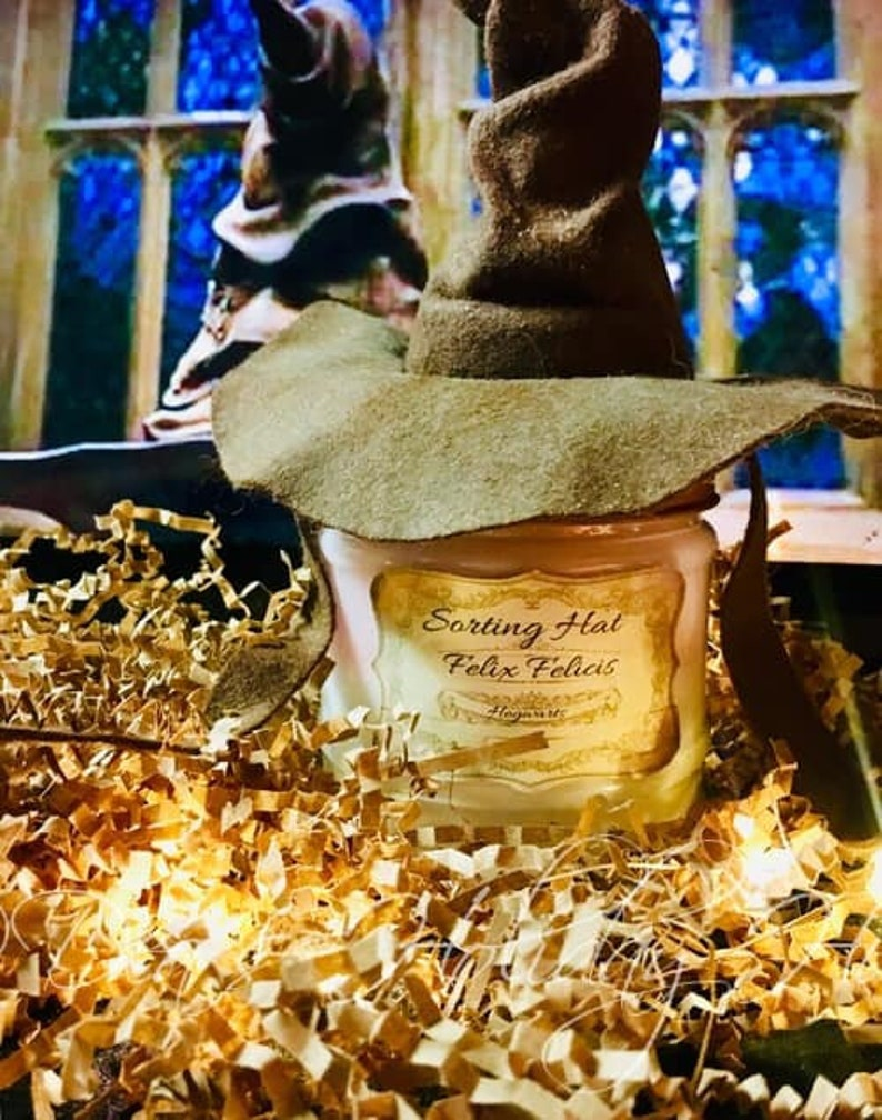 The Sorting Candle Color Changing Wizard Candle 10oz.