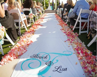 Wedding Aisle Runner Design 36 x 100 FEET, custom listing