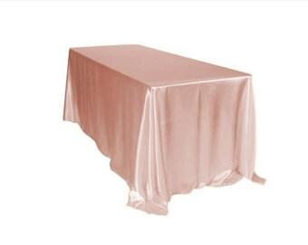 Gentil Blush Tablecloth | Etsy