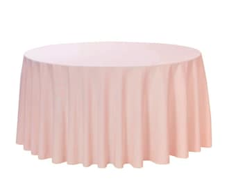 Exceptionnel Pink Tablecloth | Etsy