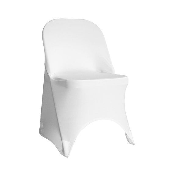 Terrific White Spandex Folding Chair Cover Stretch Chair Covers Wedding Chair Covers Unemploymentrelief Wooden Chair Designs For Living Room Unemploymentrelieforg