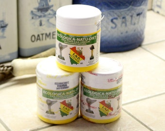 E.N.D. Stevia, 80 gram Powder, Container w Scoop (qty 1) A