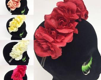 Dead Stock Sale!  Rose Headband