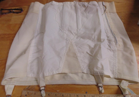 Vintage Girdle with Garters, by Merit Foundations,