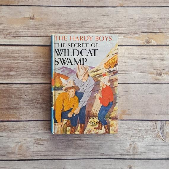hardy boys 31 the secret of wildcat swamp dixon franklin w