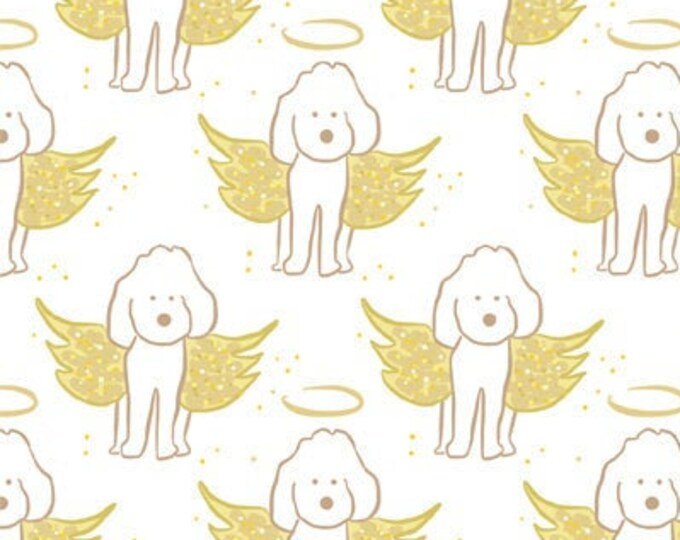 Printable giftwrap - Spoodle Angel