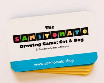Samitomato Cat & Dog - drawing game