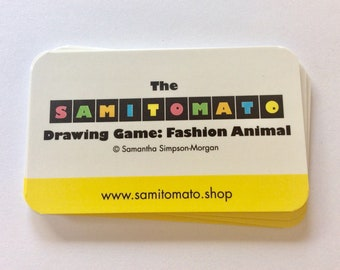 Retailers Pack -  10 x Samitomato Fashion Animal