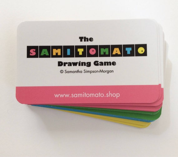 Samitomato Drawing Game for Kids - Edition1