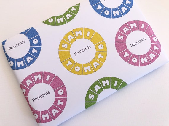 Blank postcards - set of ten - for childrens craft