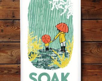 Soak into Spring - The Berkshires poster