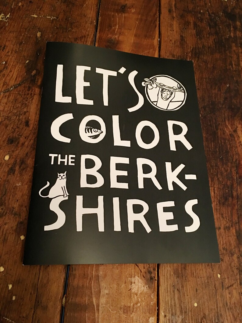 Let's color the Berkshires image 0