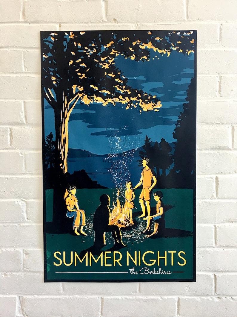 Summer Nights  The Berkshires poster image 0