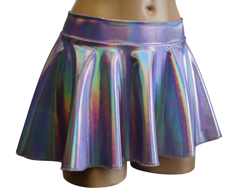 9203b990a1 Purple Lilac Opal 12 Hipster Circle Skirt. | Etsy