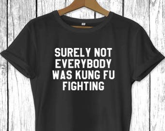 1102C Martial Arts Design Kid/'s T-shirt This Kid Can Kick It Tee for Youth