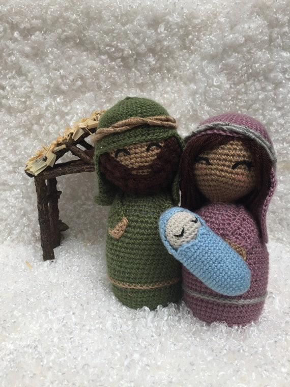 Nativity – Page 2 – Amigurumi Patterns | 760x570