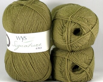West Yorkshire Spinners Signature Sock 'Cardamom'