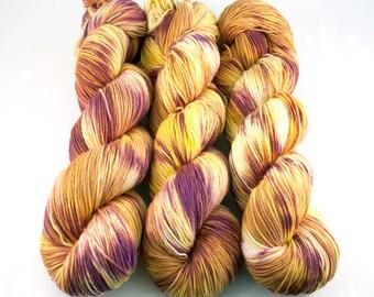 Smoothie Sock merino nylon hand dyed yarn 'Chiara'