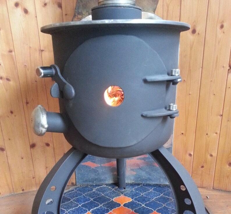 Wood Burning Stove image 0