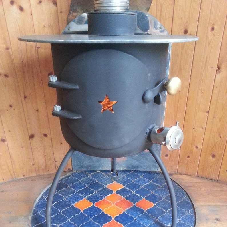 Wood Burning Stove image 0