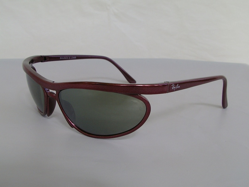 ced0d984c1a14b New Vintage B L Ray Ban Predator Style V 5 PS5 Crimson Rage